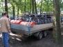 Scoutskamp 2009