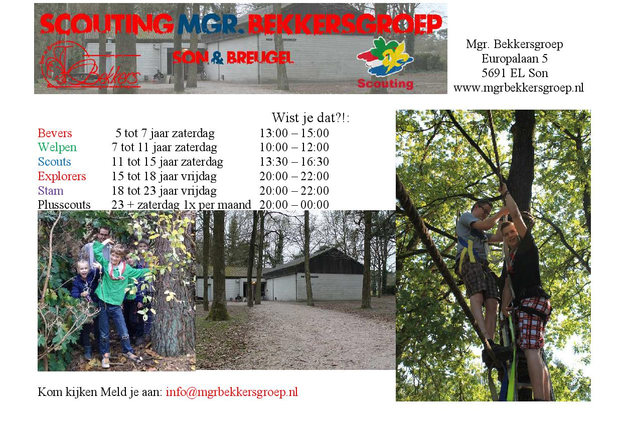 Promotie scouting10